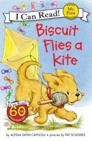 Biscuit Flies A Kite - Alyssa Satin Capucilli